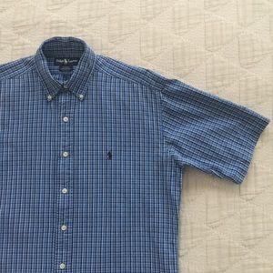 Polo Ralph Lauren Short Sleeve Button-Up